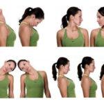 Упражнения для шеи и декольте от морщин