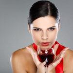Красное вино для кожи лица