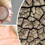 Витамин от сухости кожи лица