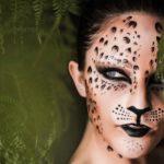 Фейс арт на хэллоуин для детей