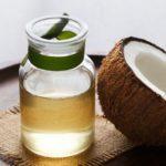 Маски на основе кокосового масла для лица