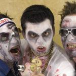 Фото на хэллоуин макияж для мальчиков