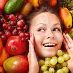 Продукты для сухой кожи лица
