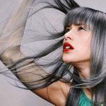 Как затонировать седину на темных волосах