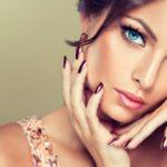 Красивый макияж губ картинки