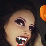 Вампир рисунок на хэллоуин
