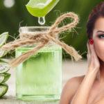 Алоэ в косметологии для лица