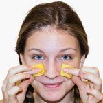 Банановая кожура для лица от морщин