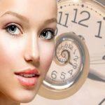 Биоритмы кожи лица по часам