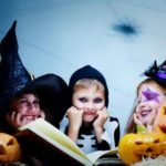 Как накрасить ребенка на хэллоуин вампиром