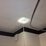 Натяжной потолок морщины