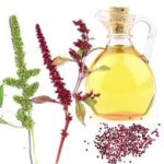 Амарантовое масло против морщин