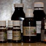 Косметические масла свойства и применение таблица