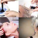 Как добиться седого цвета волос