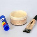 Как закрасить брови для косплея