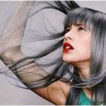 Как затонировать седые волосы