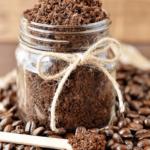 Кофейная гуща от целлюлита в домашних условиях