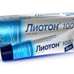 Крем лиотон для лица