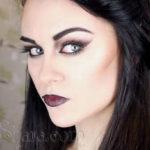 Вампир гримм на хэллоуин женский