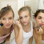 Как краситься девочке 12 лет