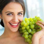 Маски из винограда для лица и глаз от морщин