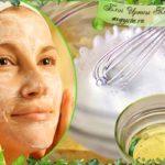 Яичный белок для лица от морщин отзывы