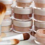 Минеральная пудра для сухой кожи