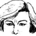 Физиогномика лица морщины на лице