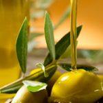 Можно мазать лицо оливковым маслом