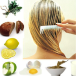 Народные средства от жирной кожи головы