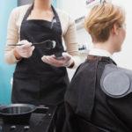 Как красить волосы если много седины