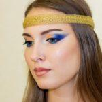 Арабский макияж для карих глаз фото
