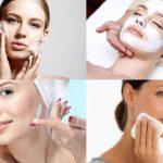Народные средства для подтяжки кожи лица
