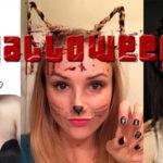 Прически на хэллоуин для девочек 12 лет