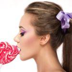 Прыщи от сахара на лице