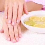 Сухие руки что делать в домашних условиях