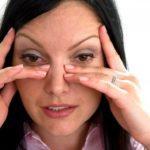 Сухость под глазами причины и лечение
