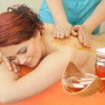 Медовый антицеллюлитный массаж польза