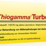 Тиогамма инструкция по применению в косметологии