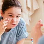 Борьба с угревой сыпью