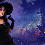 Костюм ведьмы на хэллоуин для девушки