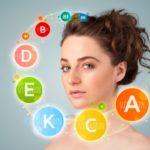 Витамины для женщин для кожи лица