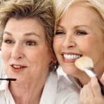 Хайлайтер для возрастного макияжа