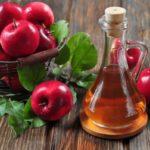 Яблочный уксус для лица от морщин вокруг глаз в домашних условиях