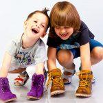 Правила выбора детской обуви